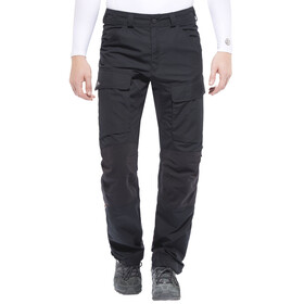 Lundhags Authentic - Pantalones de Trekking Hombre - Long negro